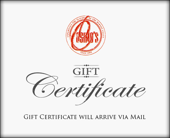 cosimo s gift certificate cosimo s newburgh